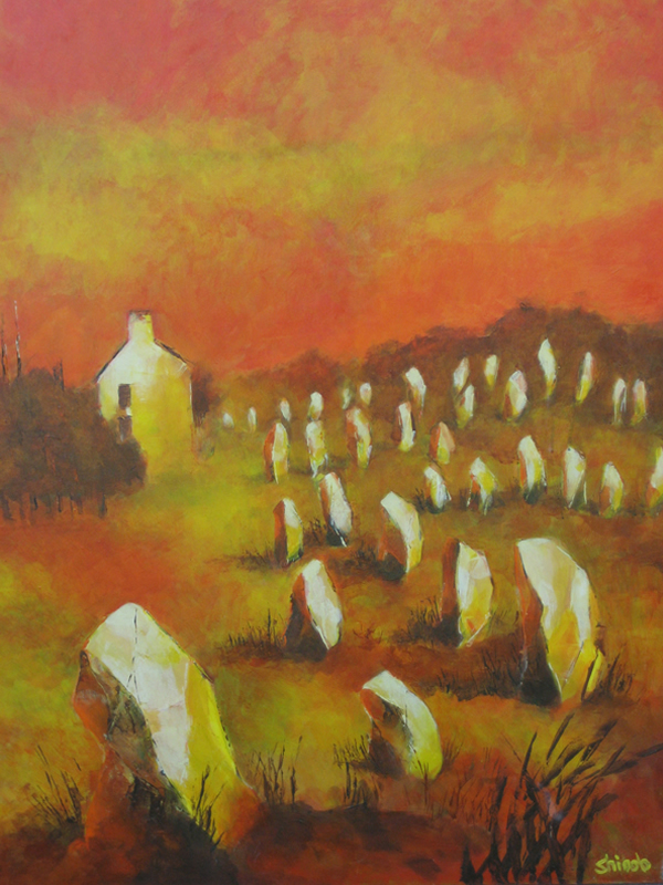 石の記憶 2003